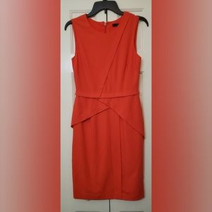 BCBGMAXAZRIA Draped Sheath Dress 4
